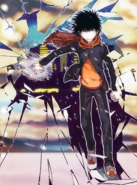 "Image result for kamijou touma imagine breaker"""