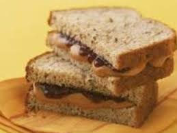 peanut er and jelly sandwich