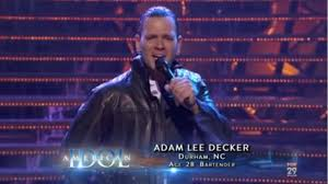 Adam Lee Decker | American Idol Wiki | Fandom