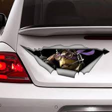 Teenage Mutant Ninja Turtles Car Decal Donatello Decal Etsy
