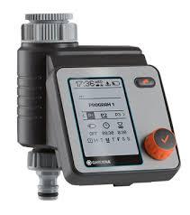 gardena master digital water timer