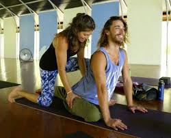 theutic yoga teacher