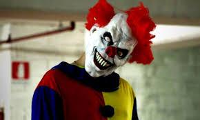 scary clown masks creepy clown mask