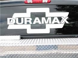 Duramax Diesel Chevy Bowtie Iii Window D Buy Online In Bahrain At Desertcart