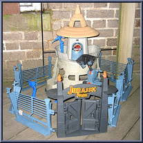 Command Compound Jurassic Park Playsets Kenner Action Figure