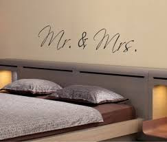 Mr And Mrs Wall Decal 14 94 Arise Decals