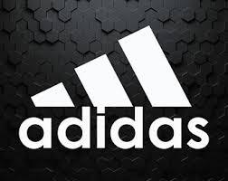 Adidas Decal Etsy