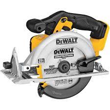 20v Max 6 1 2 In Circular Saw Tool Only Dcs391b Dewalt