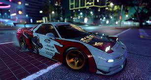 I Made The Blessed Dabbing Samurai Of Olympic City Aka The Vortex Livery For My Nsx Needforspeed