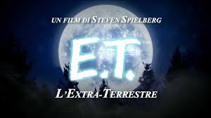 ET L'Extra-Terrestre torna al cinema - Trailer italiano - YouTube