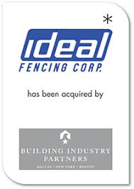 Fmi Advises Ideal Fencing Corp On Sale Of Assets To U S Fence Solutions A Portfolio Company Of Building Industry Partners Bip Fmi