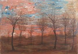 """Sogno Dentro Un Sogno: Egon Schiele - """"Paesaggio Boemo"""" (Tramonto ..."""