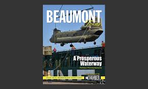 beaumont tx digital magazine town