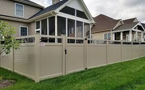 3 Reasons Why You Should Install A Privacy Fence Fence Deck Connection Blog