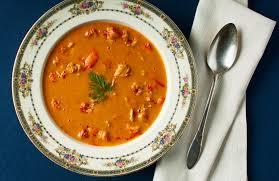 Crawfish Bisque Recipe - Julia Child's ...