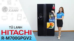 Đánh giá tủ lạnh Hitachi 584 lít R-M700GPGV2 - To khỏe bền bỉ ...