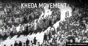 Kheda Movement (1918)   My India
