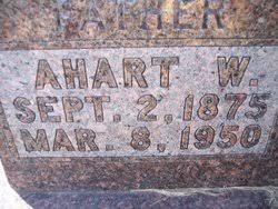 Ahart Wesley Reaves (1875-1950) - Find A Grave Memorial