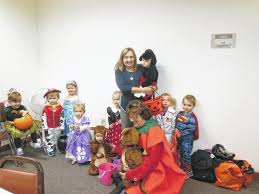Toddlers on Parade' at Jeff Library - The Record Herald