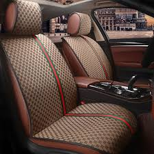 winter plush car seat cover cushion for