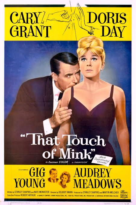 """Resultado de imagen para the touch of mink 1962"""""""