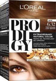 prodigy hair colour kit 6 32 pearl