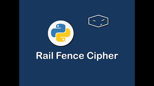 Rail Fence Cipher In Python Youtube