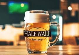 half wall beer house new smyrna beach