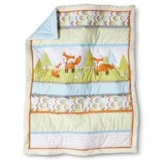 circo woodland trails 4pc crib bedding