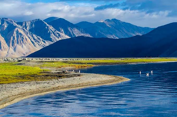 Image result for Ladakh Lakes