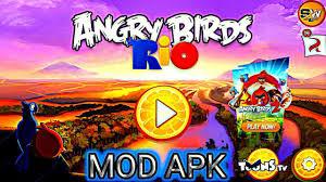 Angry birds Rio mod APK download | angry birds Rio new version mod ...