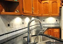 kitchen backsplash with granite