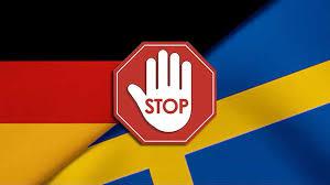Svenskar inte välkomna till Tyskland - klassar Sverige som ...
