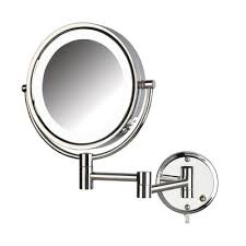 lighted wall makeup mirror hl9515n