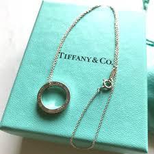 tiffany 1837 circle pendant size medium
