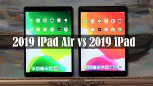 iPad Air 10.5 vs iPad 10.2 - Full Comparison (2019 Models) - YouTube