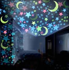 Glow In The Dark Wall Stickers 3d Stars Moon Stickers Luminous Diy Bedroom Wall Kids Room Decor Ooa5287 Nt9o Tree Wall Decor For Nursery Wall Decorations For Baby Girl Nursery From Cnfit
