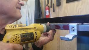 Installing A Vega Utility Fence On My Old Delta Table Saw Part 1 Youtube