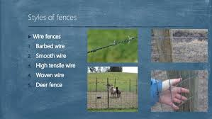 What Is Fencing And Utilities