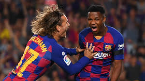 Ansu Fati makes better start to Barca career than Messi with first Camp Nou  goal