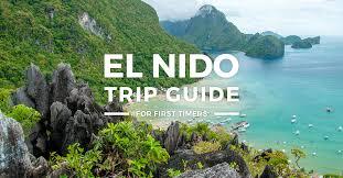 el nido itinerary travel guide