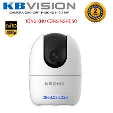 Camera giám sát IP Wifi 2.0MP KBONE KN-H21PW