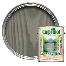 Cuprinol Garden Shades Willow Matt Wood Paint 5l Departments Diy At B Q