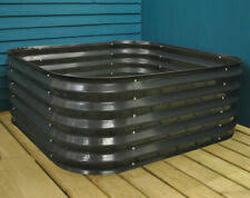 metal raised garden beds for