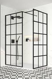 the best crittall style shower screens