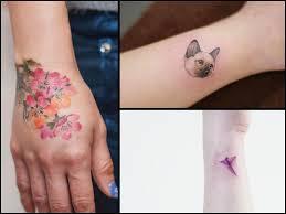 Damskie Tatuaze Na Nadgarstek 35 Znakomitych Wzorow Etatuator Pl