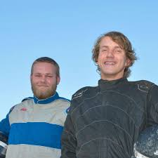 Third generation racers Cody and Nicholas Johnson are brothers as ...