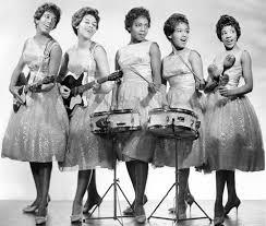 "TBT"" The original Chantels line up... - The Legendary Arlene Smith    Facebook"