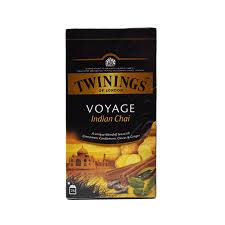 twinings voyage indian chai 25pk