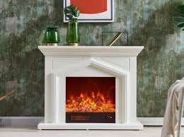 whole electric fireplaces